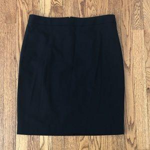 Black pencil skirt NWT